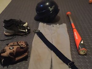 Kids baseball pack