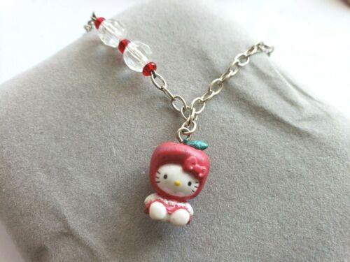 VINTAGE SANRIO Hello Kitty Necklace 76