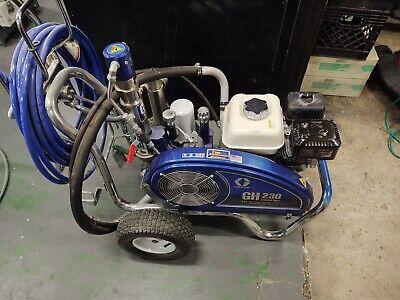 Graco Gh 230 Convertible Gas-hydraulic Sprayer