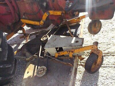 Woods L306 Belly Mower Complete W Brackets Ih Farmall M 400 450 Super M Tractor