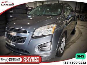 Chevrolet Trax *ls* air*cruise* bluetooth* 2015