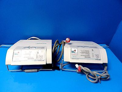 2 X Gaymar Cl250 Spr Plus Ii Low Air Loss Medical Mattress Pump Supply 13395
