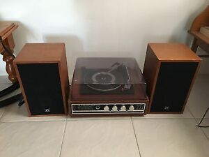 HIS MASTERS VOICE - 8+8 TRANSISTOR STEREO RECORD PLAYER Stanhope Gardens Blacktown Area Preview