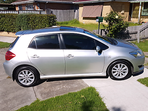 2007 Toyota corolla ZR automatic with sunroof + rego and r.w.c Jacana Hume Area Preview