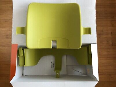 NIB Stokke Tripp Trapp Baby Set GREEN 144612 Child Toddler for High Chair