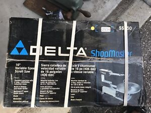 """Scroll Saw 16"""" Delta Variable Speed"""