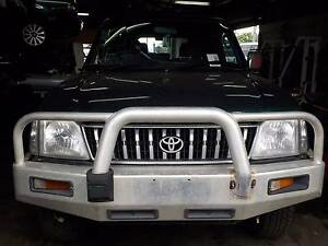WRECKING / DISMANTLING 2001 TOYOTA PRADO GXL 3.4L AUTO North St Marys Penrith Area Preview