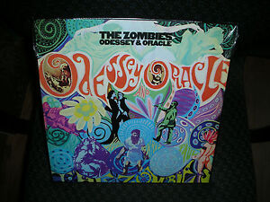 The Zombies ***Odessey & Oracle **Brand New Record LP Vinyl 6 BONUS TRACKS