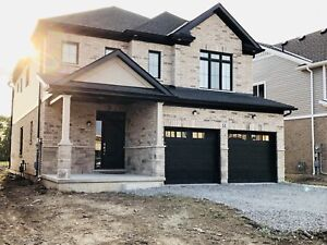 Detached 2700 sqft brand new for rent in Welland