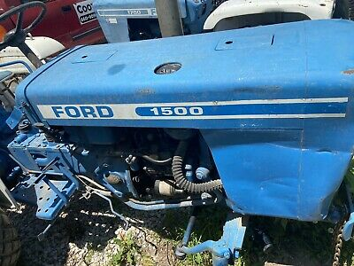 All Or Parts Ford 1500 2 Wheel Drive Tractor