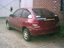 Ford Festiva Hatch 1995 -'99 Ringwood Maroondah Area Preview