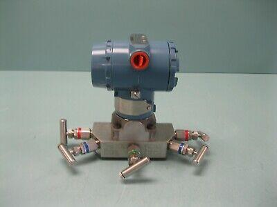 Rosemount 3051 Cd 4a 02a1am5e5t1s5q4 Hart Pressure Transmitter New C2 2689