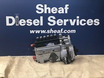 Ford Tractor Loading Shovel Injector Injection Pump - P5597