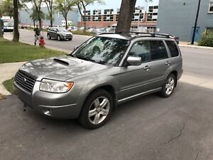 Subaru Forester XT Limited 2007