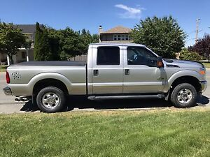 2011 Ford F-250 Super Duty Diesel 4x4