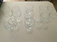 Wine glasses, champagne glasses Quakers Hill Blacktown Area Preview