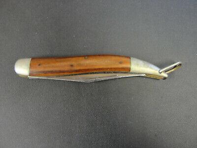 Vintage O.V.B. 708 Our Very Best ARTIC HEAT Folding Knife USA OVB