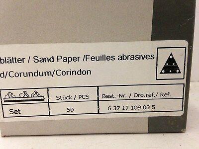 Fein Multimaster Sanding Disks 50 Pack