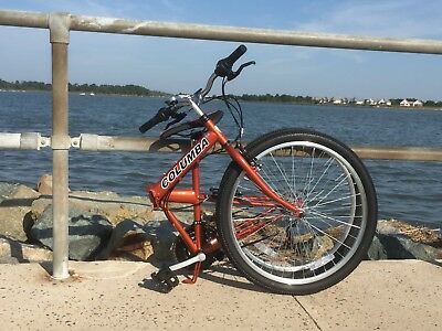 Columba SP26S Folding Bike Monarch (Col_SP26S_MAC)