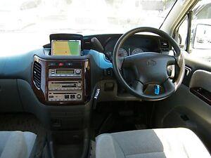 2002 Nissan Elgrand E50 3.5L 4WD (#8338) Moorabbin Kingston Area Preview