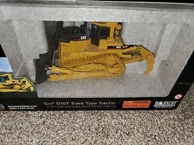 NORSCOT CAT D10T TRACK TYPE TRACTOR 55158 1/50 SCALE