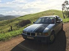 BMW 318i Silver + Camping Eq (Just 135k, Automati) Cairns Cairns City Preview