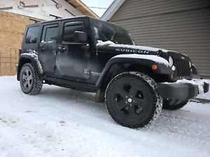 2009 Jeep Wrangler Rubicon Unlimited