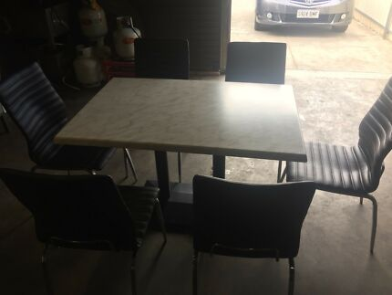 tables and chairs for  restaurant and home use