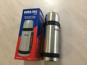 Stainless steel vacuum flask- new