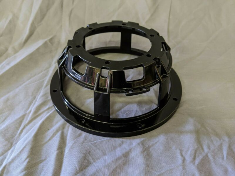 "8"" Subwoofer  Basket frame, gloss black"