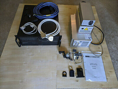 Nlight Nanopfl Green Pulsed Fiber Laser Nl-pfl-5-532 With Computer For Parts Pv