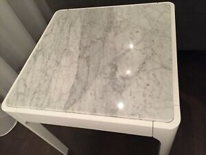 Marble coffee tables set from STRUCTUBE -NEW!