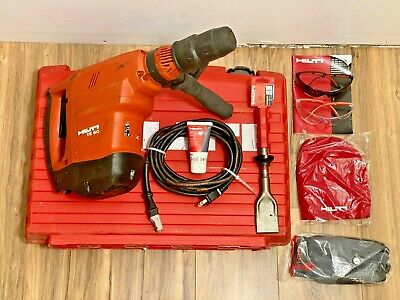 Hilti Te 60-atc Rotary Chipping Demolition Hammer Drill 80 76 60 56 50