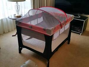 Portable baby cot Beaumont Burnside Area Preview