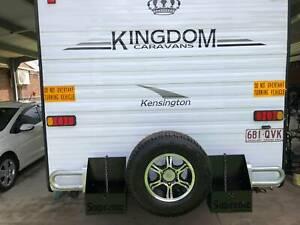 2012 KINGDOM KENSINGTON CARAVAN