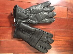 Men's new genuine leather gloves