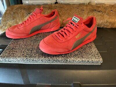 Puma Trimm Quick Red Size 9
