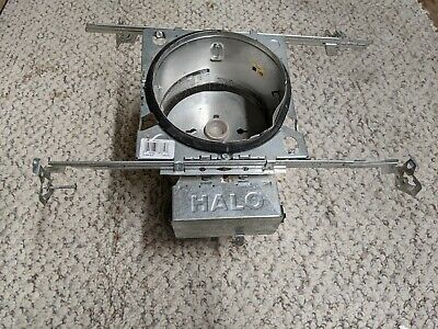 1 New E7icat Halo 6 Ic Air-tite Recessed Can Light Housing 120v