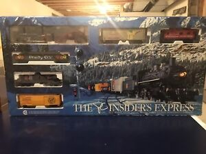 Vintage Presidents Choice train sets