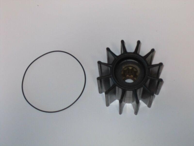 Sherwood Rubber Flexible Neoprene 12 Blade Impeller Kit w/O-Ring 26000K