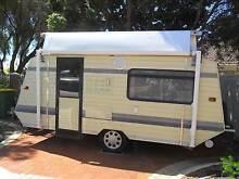 Jayco Pop Top Caravan 1988 Secret Harbour Rockingham Area Preview