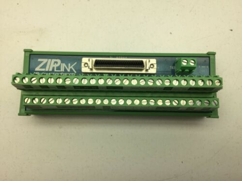 Automation Direct ZL-RTB50 Remote Terminal Block 50 PIN 24VDC 0.2A/pt Class 2