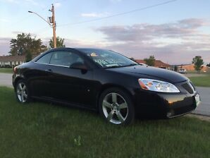 2007 Pontiac G6 GT Convertible ***Mint Condition and Low KM's***