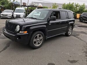2008 JEEP PATRIOT NORTH EDITION 4x4