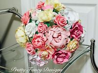 Paper Flower Decor and More !