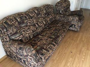 Sofa and reclining chair for sale!!