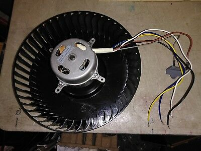 8bb23 Squirrel Cage Fan Motor Impeller No Housing You Long Mt1070-04b Vgc