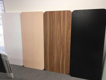 Desk tops clearance - brand new wide range