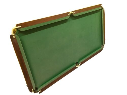 Slate Bed Snooker Table 6ft x 3ft (1/2 size)