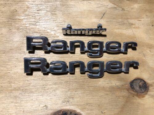 1976 Ford Ranger Emblems